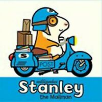 Stanley the Mailman, School And Library by Bee, William, Brand New, Free ship...