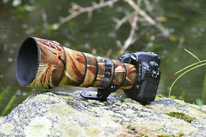 Nikon 500 f5.6 AFS PF ED VR Neoprene lens protection Standard & Premium ranges