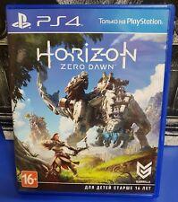 Horizon Zero Dawn  PS4  New but UNSealed