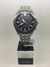 Citizen Eco-Drive Watch CB6027-51E Stainless Steel 43mm Case WR 20ATM RRP $899