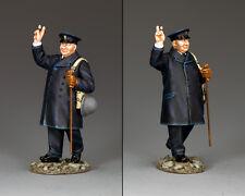 King and country Segunda Guerra Mundial primer ministro británico Churchill d día DD296