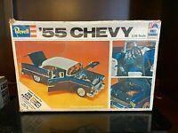 Revell 55 Chevy 1/25 Model Kit STREET CLASSICS.   11221