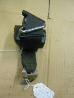 83-85 Mercedes W123 Wagon Rear LH Driver Seat Shoulder Buckle Belt 1238604186
