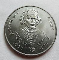 POLAND 50 Zlotych 1981 BU UNC King Boleslaw II