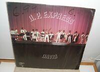 D.P. Express - David - Haitian LP Record -  Compas