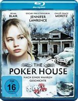 THE POKER HOUSE [Blu-ray] (2008) Jennifer Lawrence, Lori Petty Rare Import Movie