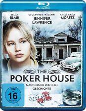 THE POKER HOUSE [Blu-ray] (2008) Jennifer Lawrence, Lori Petty Rare Import Movie