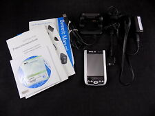 Dell Axim X51 Pda w/ Power Cord, Docking Station Cd and Owner's Manual