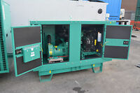 (New) Cummins Power Generation 25kVA Silent Diesel Generator - C28D5 3 Phase