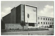 Budapest, Attila Jozsef Secondary School RP PPC Unposted, Post War Card