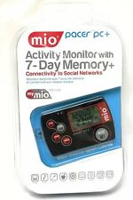 Pedometer Mio Pacer PC+ Pocket with Facebook upload NEW