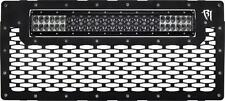 "Rigid Industries 40591 07-16 Jeep JK/Wrangler Grille 20"" E-Series Free Shipping"