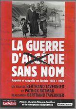 LA GUERRE SANS NOM ... ALGERIE 1954/1962 ... BERTRAND TAVERNIER ... DVD