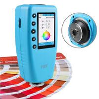 FRU WR10QC 4mm portable digital Colorimeter color meter color analyzer Detectors
