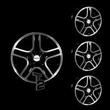 4x 17 Zoll Alufelgen für Suzuki Grand Vitara, XL7.. uvm. (B-4900217) Alurad Satz