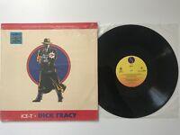 Ice-T - Dick Tracy Single Records Vinyl LP - (168)