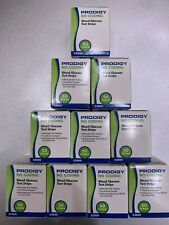 Prodigy Blood Glucose Test Strips 500 Qty  No coding Exp 06/2021 Free shipping