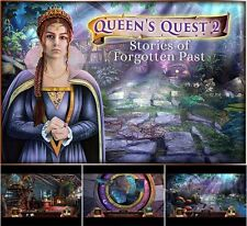 Queen's Quest 2-Stories of Forgotten past-PC-Windows Vista/7/8/10