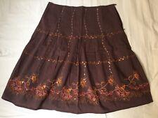 TOM TAILOR Damen Rock Kleid Skirt Stretch Komfort Elasthan Größe S//36 XS//34
