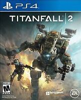 Playstation 4  Titanfall 2 Game BRAND NEW factory SEALED PS4