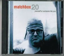 Matchbox 20 Yourself or Someone Like You CD 1996 US Alternative Rock