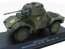 1/43 French Military militaire AMD35 PANHARD 178 1940 WW2 No tank Panzer Solido