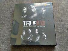 DVD TRUE BLOOD - PRIMERA Y SEGUNDA TEMPORADA - SEALED - NEW - PRECINTADO