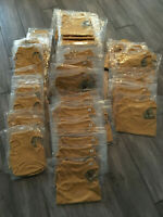 Huge Lot of Wholesale Ribbed Dog Shirts - Going Out Of Business Opportunity!