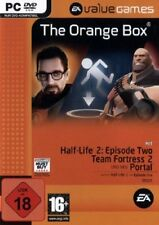 HALF-LIFE 2-The Orange Box (Pc, 2007, seulement Steam Key Download Code) no DVD