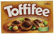 5 X 100 GRAMME BOXES OF TOFFIFEE,