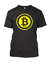 Bitcoin Coin Style Men's T-Shirt Blockchain wallet Darknet cryptocurrency Tee