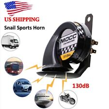 Motorcycle 12V Horn Loudly For American IronHorse Choppers Aprilia Buell Big Dog (Fits: Mastiff)