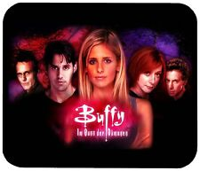 "BUFFY MOUSE PAD 1/4"" NOVELTY MOUSEPAD"