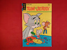 TOM and JERRY FEB 1974  (GOLD KEY) #279 VERY FINE to NEAR MINT Comic