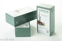 Pre Packed Smithers Oasis Floral Foam Bricks Ideal Foam & Dry SEC Wrapped Blocks