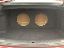 Custom 08-13 Cadillac CTS Sedan Sub Box Subwoofer Speaker Enclosure (4 door)