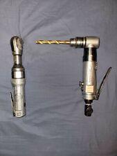 Blue Point At811 38 Angle Drill Amp Matco 38 Pneumatic Ratchet No Chuck Key