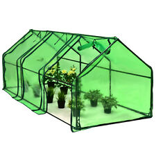 "95""x35""x35&#034 ; Portable Flower Garden Greenhouse Cultivator Vegetable Plant Pvc"