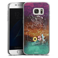 Samsung Galaxy S7 Silikon Hülle Case - Lost Without You