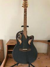 Ovation Adams Model 1881-S Made in New Hartford, Connecticut U.S.A.