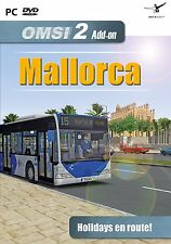 OMSI 2 - Add-On Scenery Mallorca (PC DVD) BRAND NEW SEALED PRE ORDER