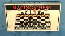 Big League Promotions Corp., AUTO RACING CHESS SET Game. 2001