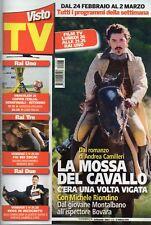 Visto Tv 2018 6.Michele Riondino-La mossa del cavallo
