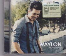 Waylon-Wicked Ways cd album