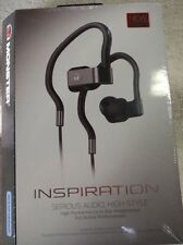 Monster Inspiration w/ ControlTalk 128975-00 In-Ear Headphones NEW SEALED BOX!!