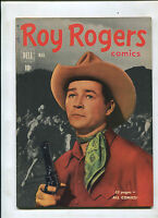 ROY ROGERS #39 (7.5) GOLDEN AGE WESTERN!