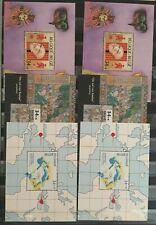 Belgique, België, 6 Blocs de timbre neufs MNH, bien