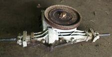 Peerless  ride on mower gearbox / transaxle 4 forward 1 reverse