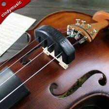 Violin Mute for 1/2 3/4 4/4 Violin Black