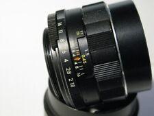 Asahi Pentax Super-Takumar  1:8/ 55mm